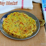 Spicy Bhakri recipe