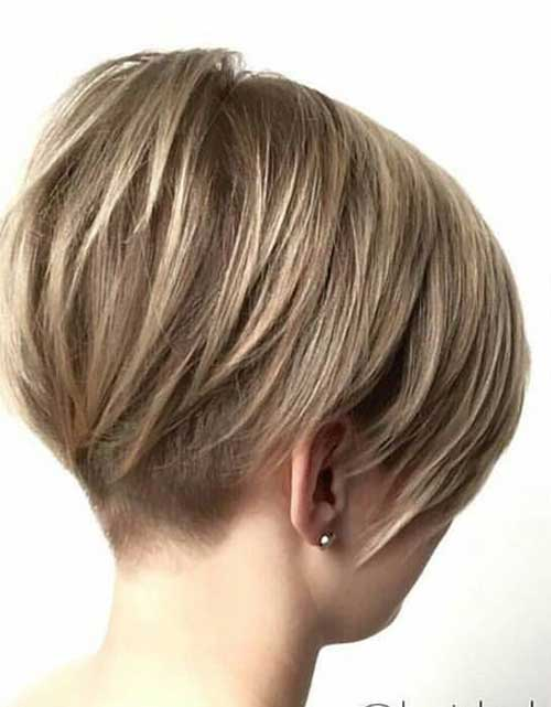 Classy Short Bob Haircuts 2018 For Women -Whatever shape your face? 1