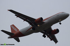 G-EZTA - 3805 - Easyjet - Airbus A320-214 - Luton M1 J10, Bedfordshire - 2018 - Steven Gray - IMG_7024