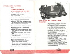 Gramophone Equipment Redb