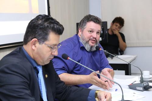 Audiência pública para discutir projeto que será implantado como medida compensatória na área de baixo do Viaduto Silva Lobo- 21ª Reunião Ordinária -Comissão de Desenvolvimento Econômico, Transporte e Sistema Viário