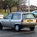 G667 RBB - VW Polo @ West Moor