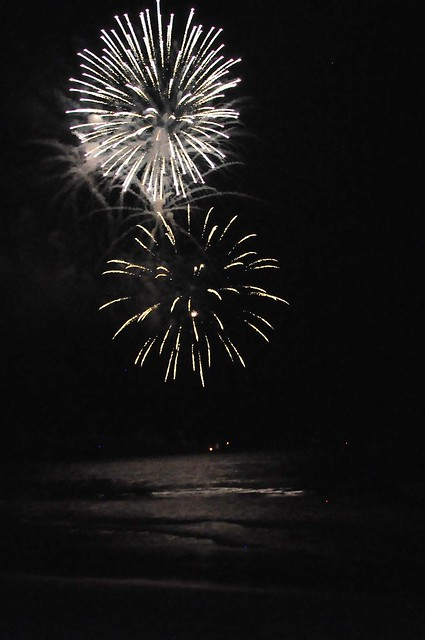 Fireworks at Virginia Beach