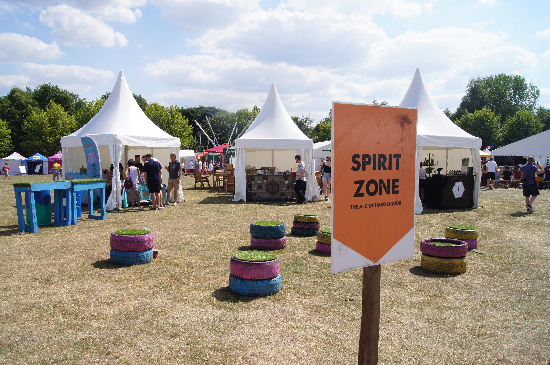 Manchester Eats Festival - spirits