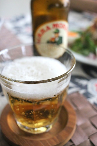 ビールが進む タイ料理 空席あります!