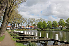 At the Damse Vaart in Sluis