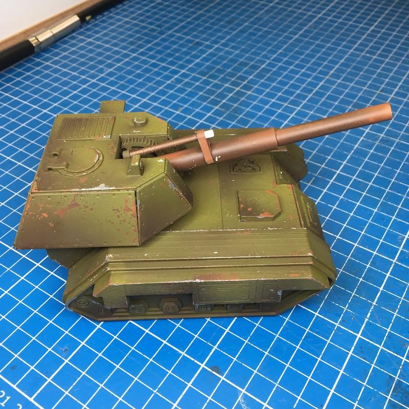 Lasercut basilisk tank green-9