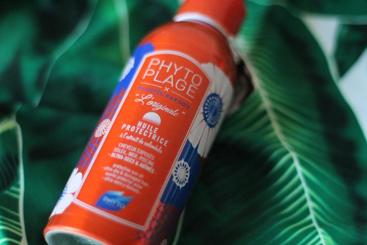 PhytoPlage Original Protective Sun Oil x Brigitte Bardot