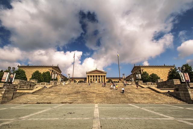 Rocky Balboa Steps - Philadelphia (Pennsylvania)