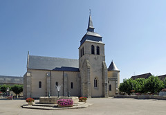 Orsennes (Indre).
