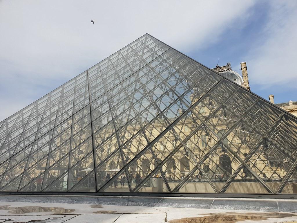 羅浮宮金字塔Pyramide du Louvre-4