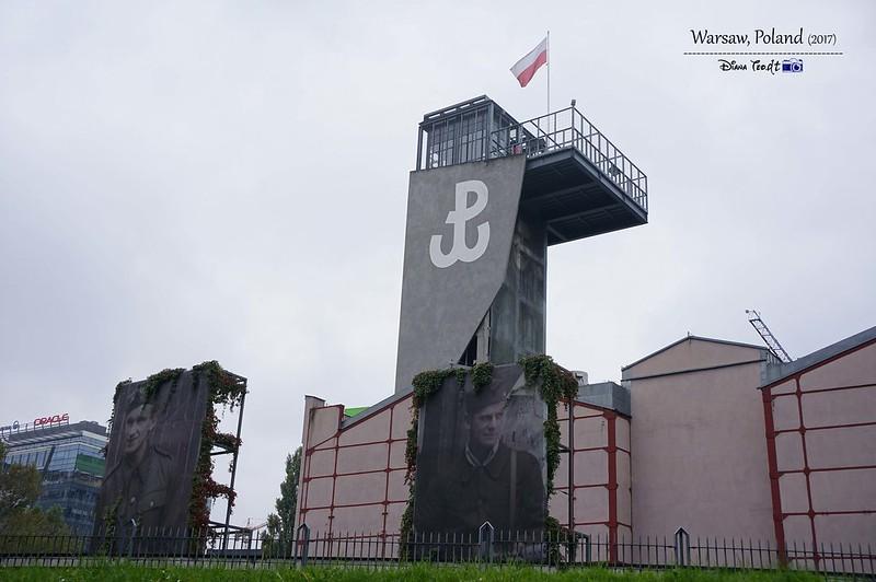 2017 Europe Warsaw Uprising Museum 01