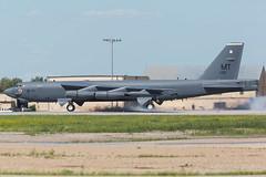 B-52H Touchdown