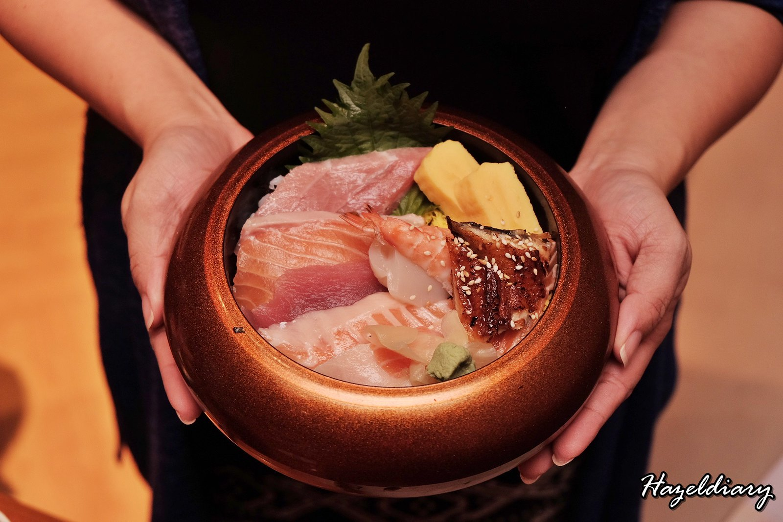 Sun with Moon Japanese Restaurant-Chirashi