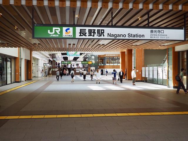 2018.6.24 長野駅