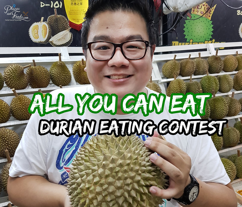 All You Can Eat Durian Eating Contest