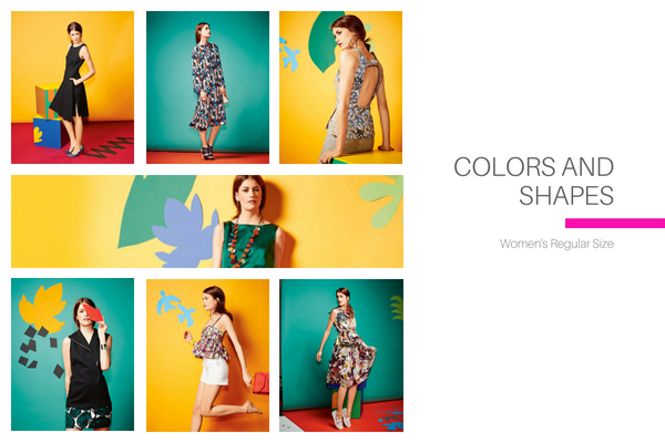 Colors and Shapes Collection