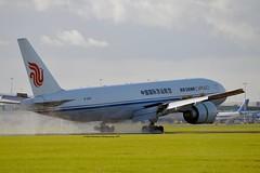Air China Cargo B-2097 Boeing 777-FFT cn/44680-1188 @ Buitenveldertbaa