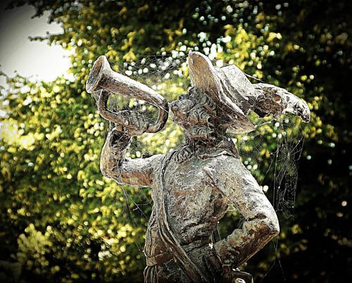 Jan Klaasen de trompetter in Woudrichem