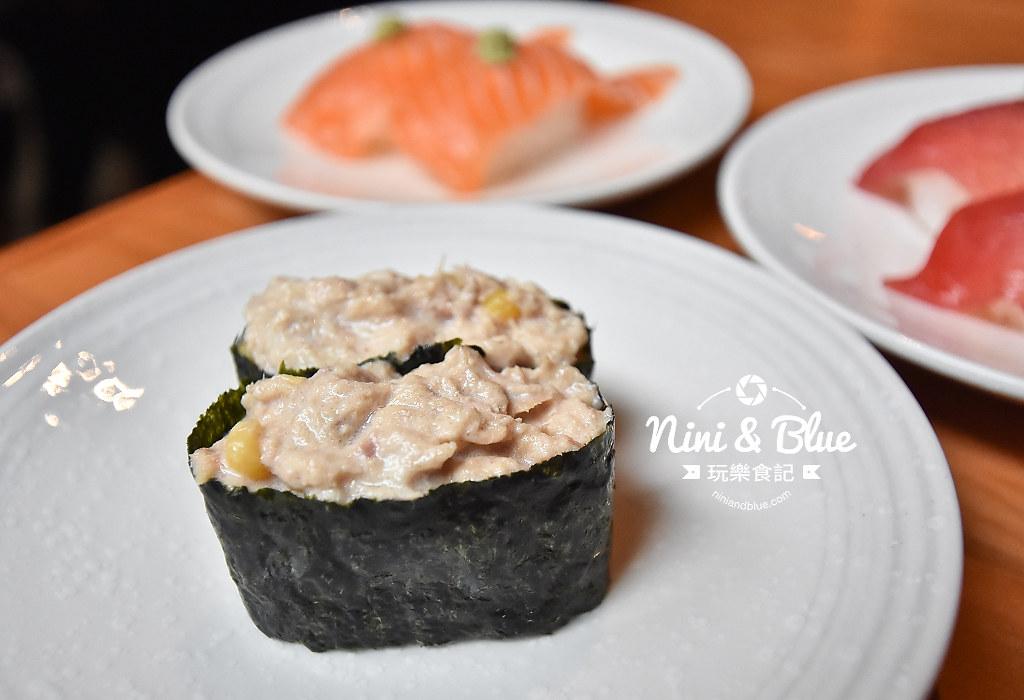 一笈壽司 台中 公益路 YIJI sushi 菜單08