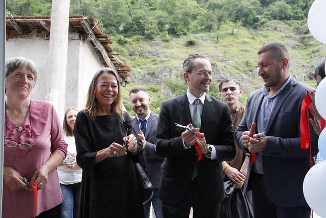 Womens social enterprise in Sevce