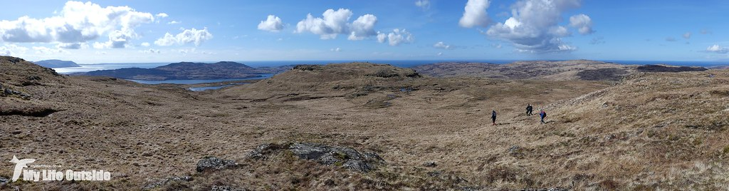 P1140385 - The Amphitheatre Walk, Isle of Mull