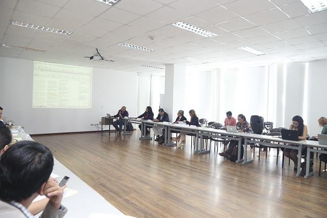 TALLER DE TRABAJO DE LA COMISIÓN DE EDUCACIÓN PARA ANÁLISIS DEL ARTICULADO DE LA LEY ORGÁNICA DE EDUCACIÓN SUPERIOR (LOES)  QUITO 18 ABRIL DE 2018