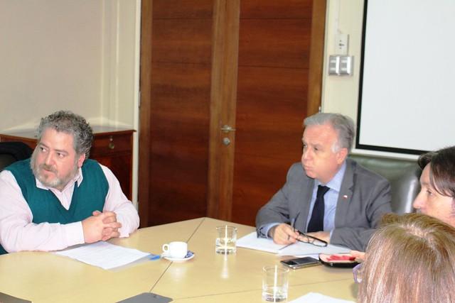 Reunión con Ministro de Salud (28-06-2018)