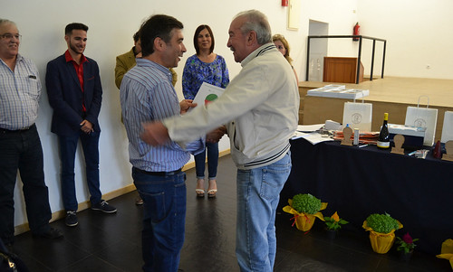 Quadras Populares ao S. Pedro - Entrega de Prémios