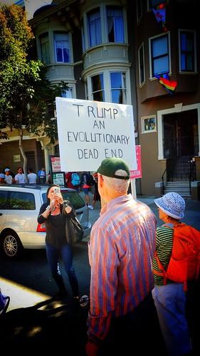 Neeta shooting EVOLUTIONARY DEAD END poster