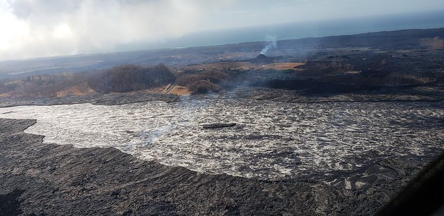 07/05/2018: Kilauea, HI - East Rift Zone Eruption Event