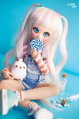 I want candy ~ ๑