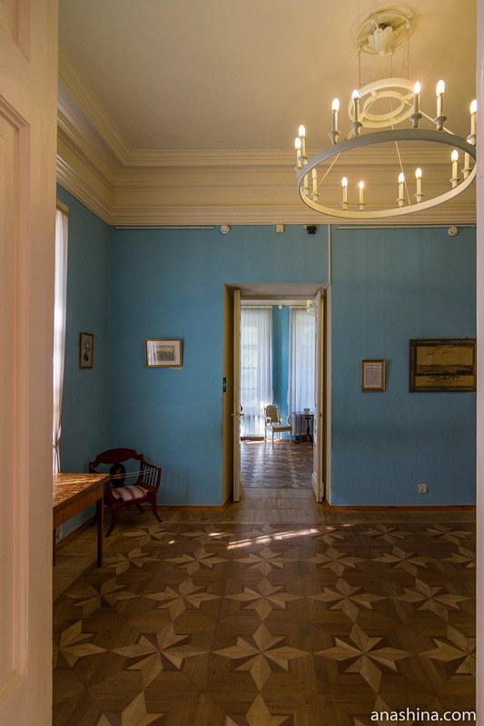 Вторая комната хозяйки, усадьба Гончаровых, Полотняный Завод