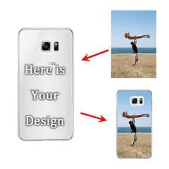 Samsung Galaxy S6 - Matte Hard Case - Semi-transparent
