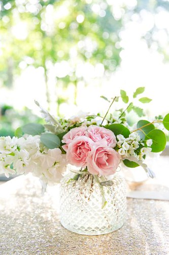 Pink Flowers Inspiration : blush-gold-creek-club-charleston-wedding_0139