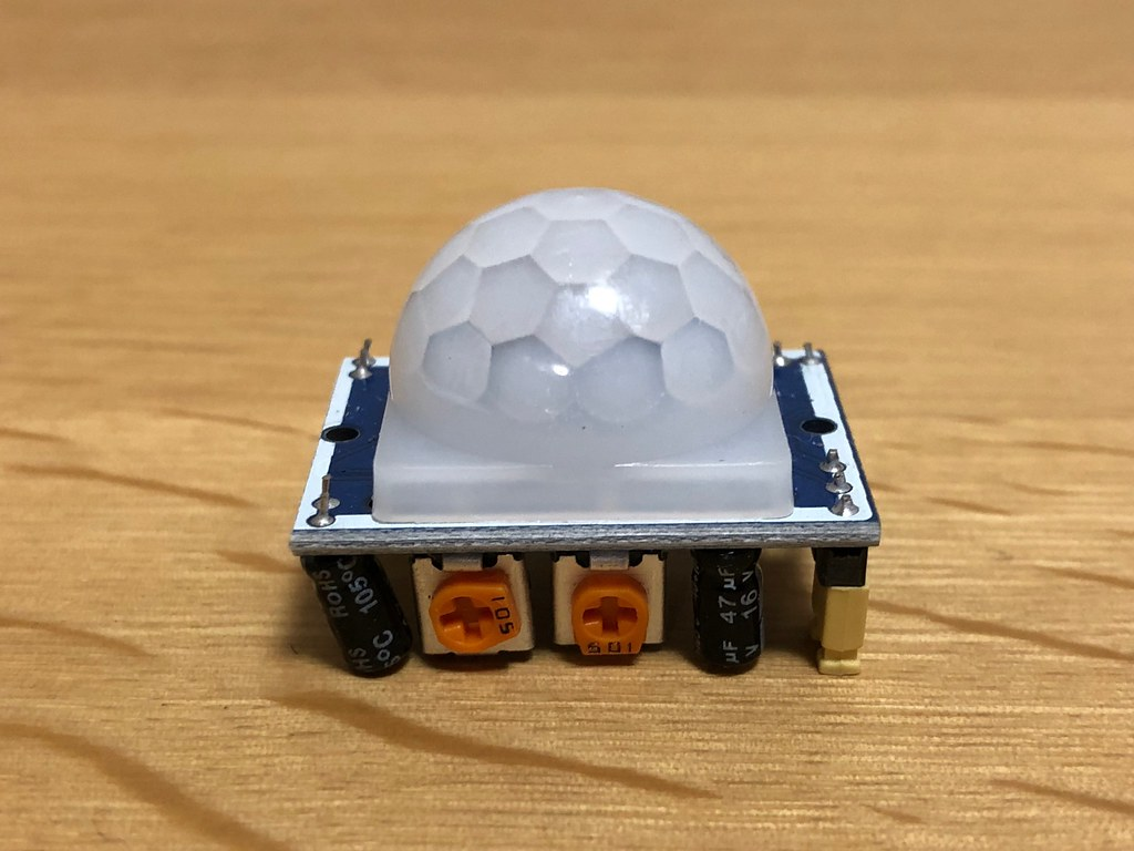 MotionSensor + homebridge on Raspberry Pi 3B+