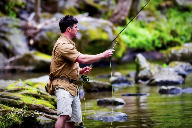 Man vs River