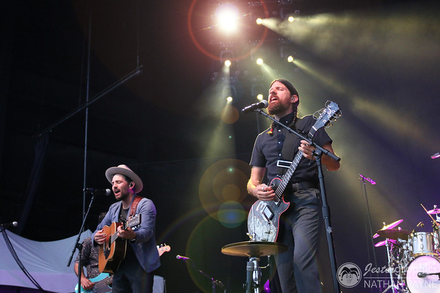 The Avett Brothers • Live at Union Band & Trust Pavilion • Portsmouth, VA • 7.20.18-32
