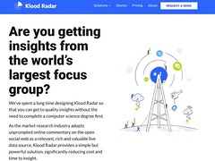 Klood Radar