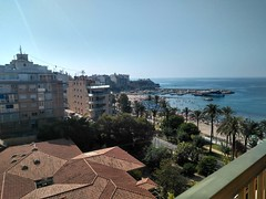 Fabulosas vistas al mar, situado en pleno centro de Benidorm. Solicite más información a su inmobiliaria de confianza en Benidorm  www.inmobiliariabenidorm.com