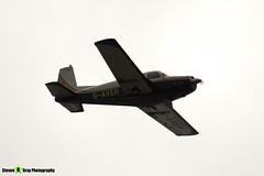 G-AVEH - 346 - Private - SIAI Marchetti S-205-20R - Letchworth - 171008 - Steven Gray - IMG_4844