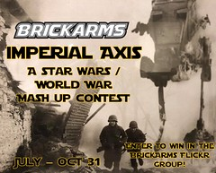 Announcing the Imperial Axis Contest - sponsored by BrickArms! by enigmabadger