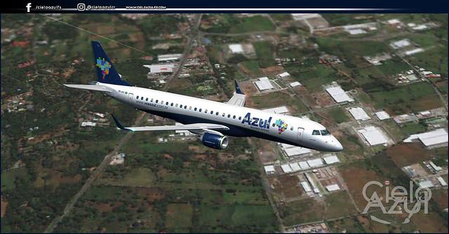 Azul Linhas Aéreas (PR-AUA, PR-AUN & PR-AYJ) v1.5