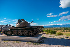 Tank - Dračevac near Zadar