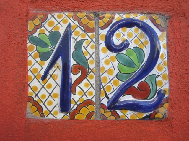 San Miguel.house numbers