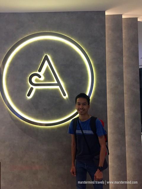 marxtermind at Aerotel Kuala Lumpur, gateway@klia2