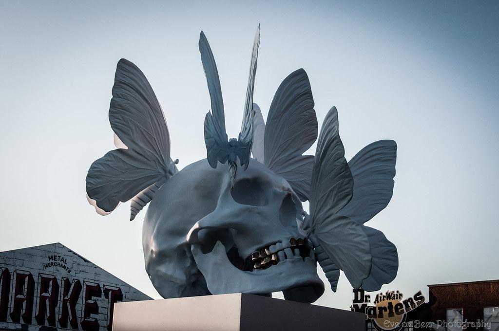 Hellfest 2014: ambiance