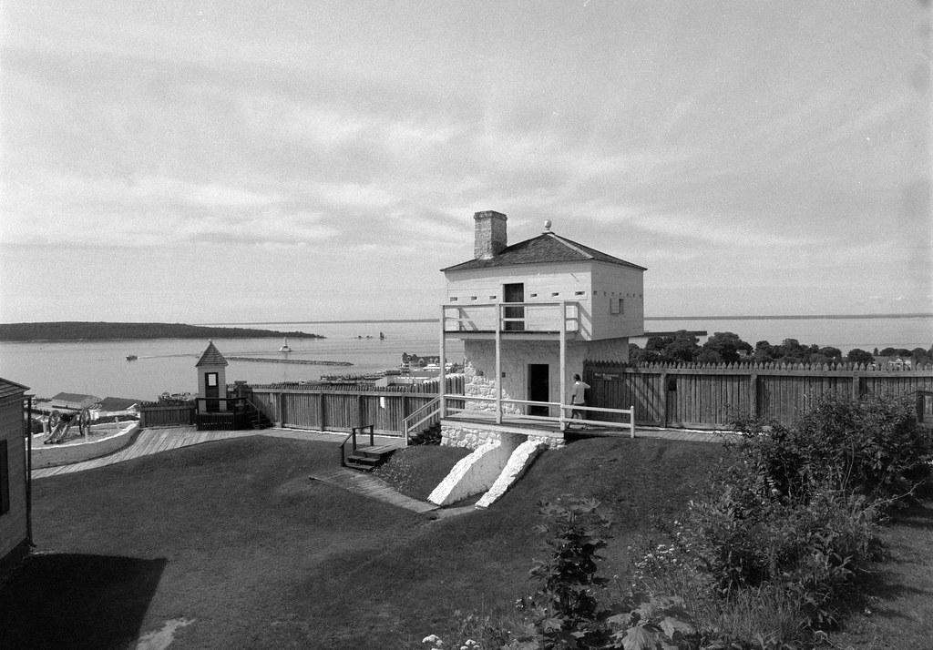 The Western Blockhouse