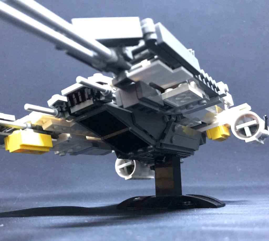 Lego Ryder Azadi's U-Wing Underside