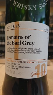 SMWS 13.58 - Remains of the Earl Grey
